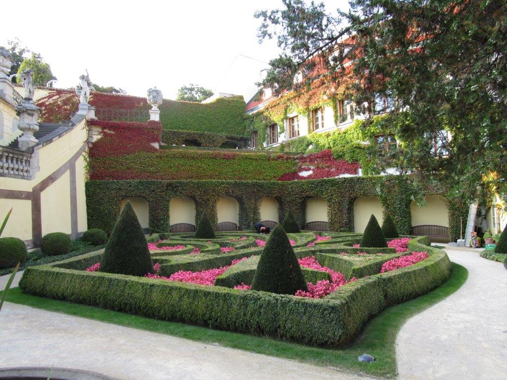 10. Prager Parkanlagen und Gärten