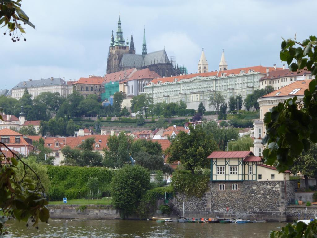 2. Die Prager Burg – das größte Burgareal der Welt