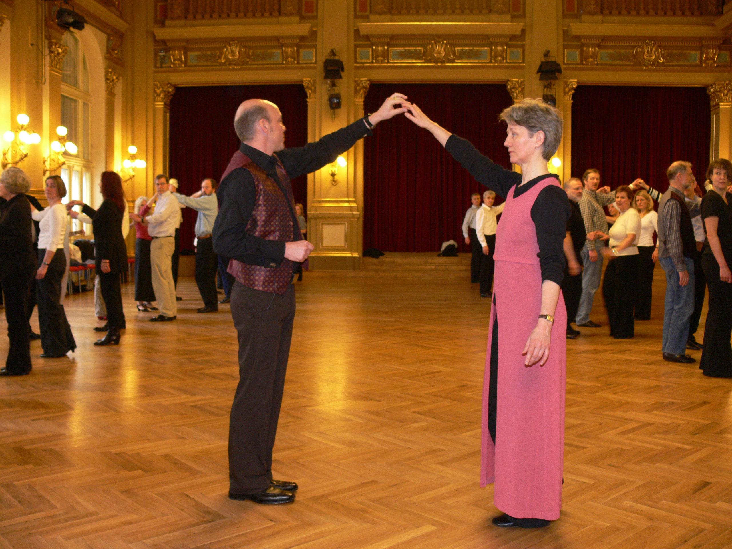 Tanzreisen nach Prag